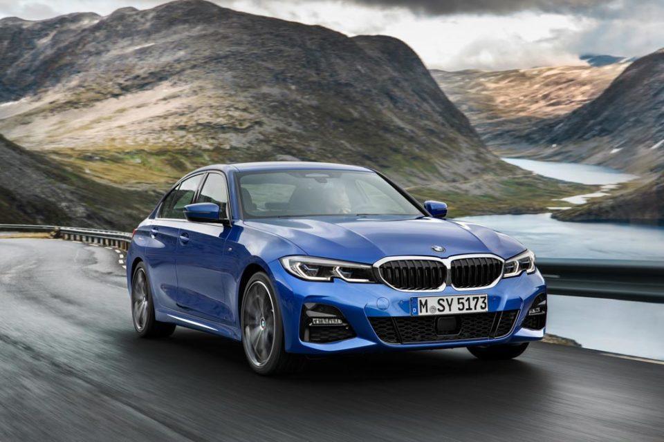 India-Bound 2019 BMW 3-Series 1