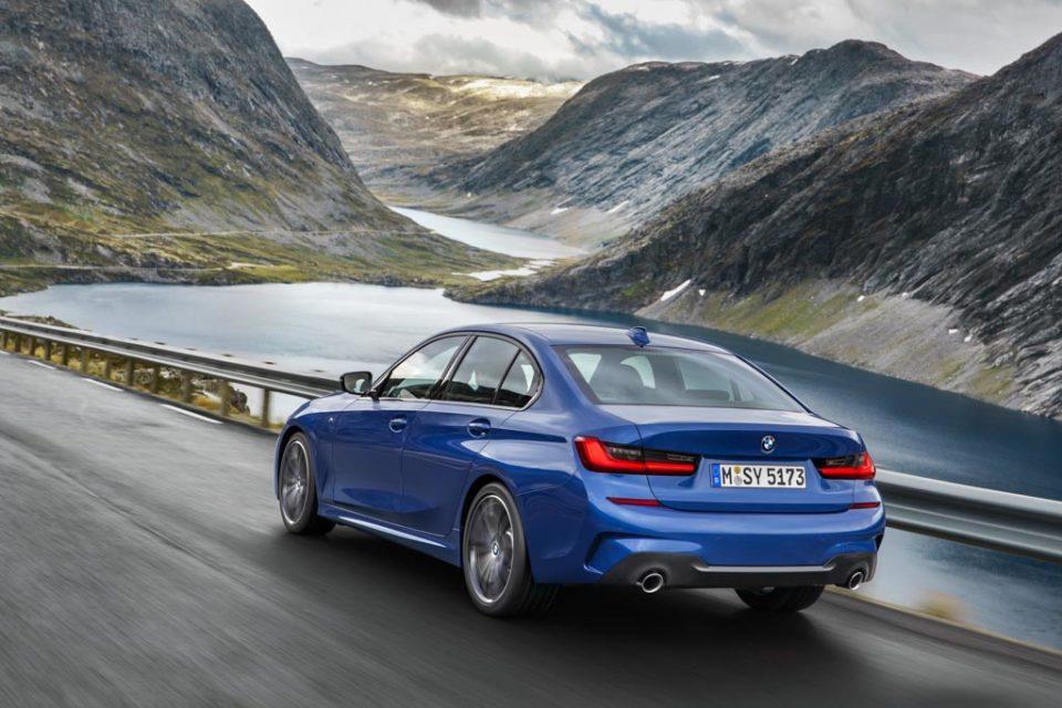 India-Bound 2019 BMW 3-Series 2