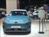 India-Bound Hyundai Kona Electric Displayed At Paris Motor Show