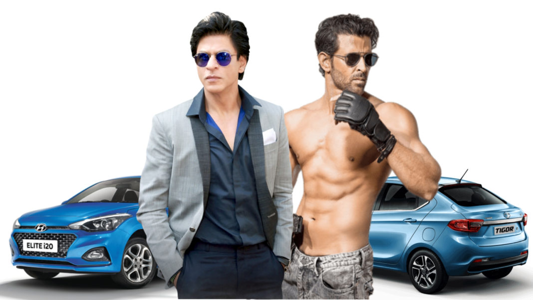 India Celebrities Who Endorse Automobile Brand in India - From Shahrukh Khan to Virat Kohli