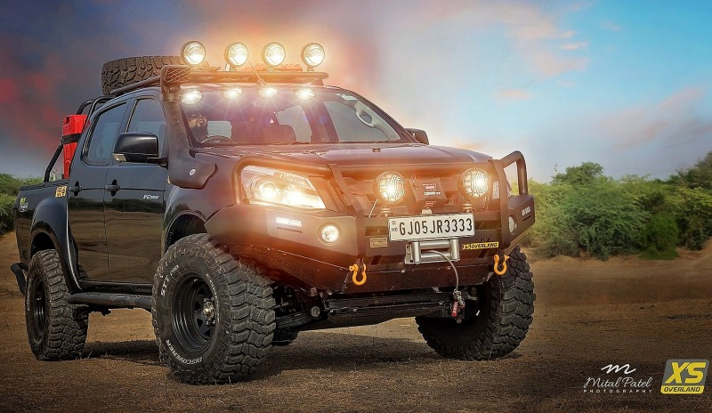 5 Monster Looking Modified Isuzu D Max V Cross From India