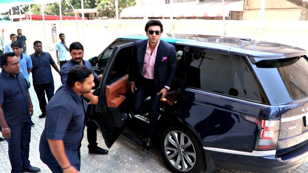 rover land jaguar owns celebrities bollywood kapoor range cars actors ranbir suvs indian owned actresses popular gaadiwaadi