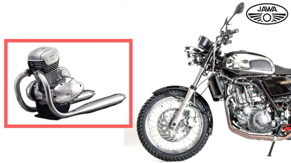 Jawa India Comeback November 15 Engine Details Revealed (upcoming jawa motorcycle)
