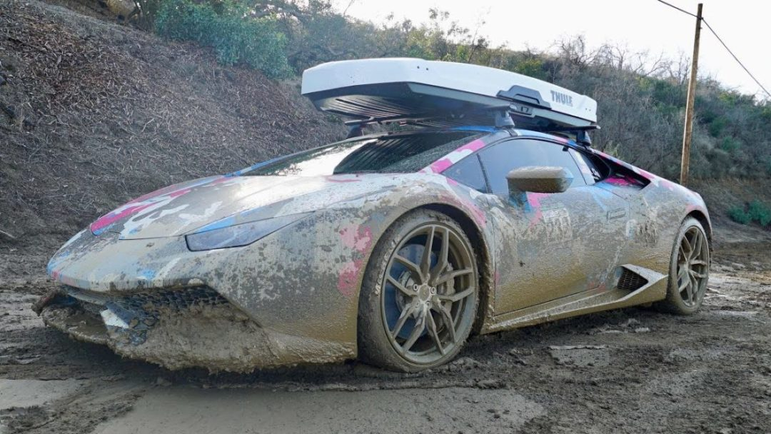 Lamborghini Huracan Can Go Off Road And It S A Lot Of Fun Too
