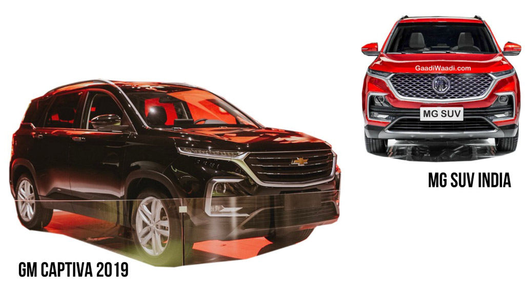 2019 Chevy Captiva Might Come Back >> Mg Motor S First Suv Will Have Similarities With 2019 Chevy Captiva