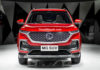 MG SUV (CR-V Rival) india-1