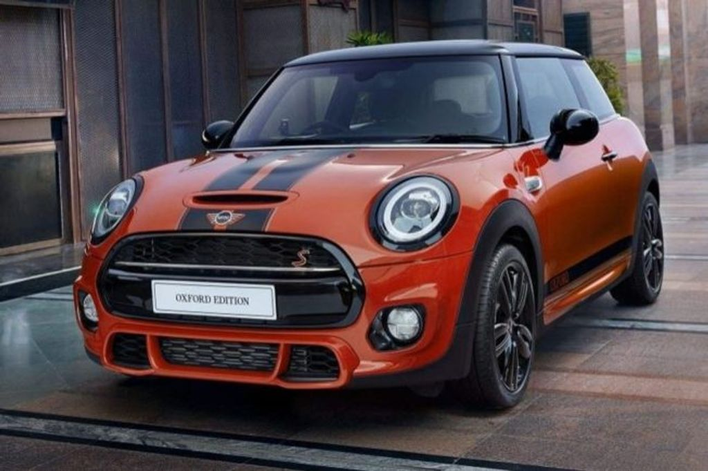 Mini Cooper S Oxford Edition Launched In India At Rs 44