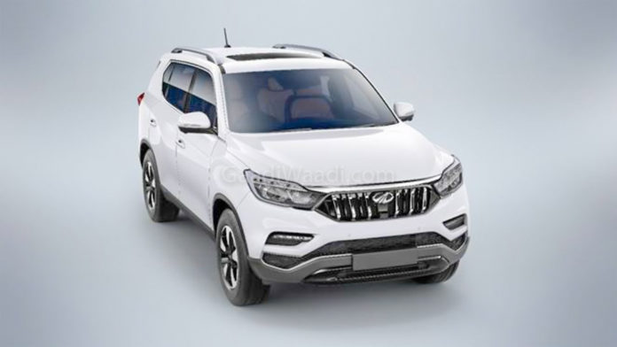 Mahindra Drops First Official Picture Of Y400 SUV; Launch On 19th Nov