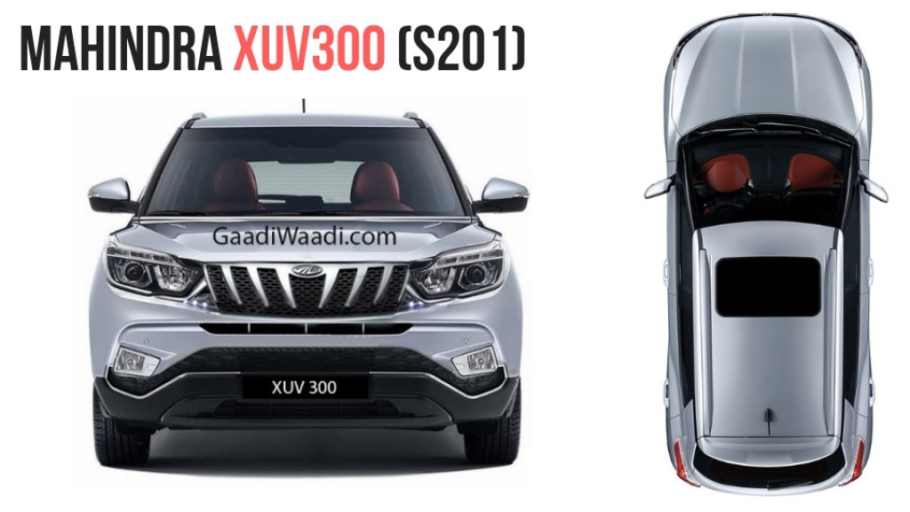 Mahindra-XUV300-Launch-In-December-2018