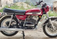Royal Enfield Thunderbird 500 Dons an Aggressive Look with ...