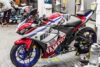 Modified Yamaha YZF-R3 Looks Superhot In The Performance AMG Stickers