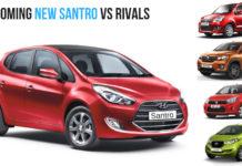 New 2018 Hyundai Santro vs Rivals – Dimensions Compared!