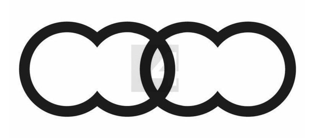 New Audi Logo Trademarked