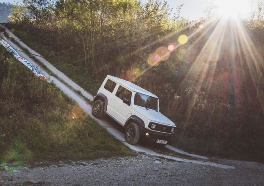 New Suzuki Jimny's Off-Road Prowess Makes It A Global Hit 1