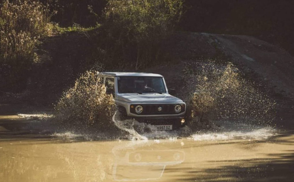 New Suzuki Jimny's Off-Road Prowess Makes It A Global Hit