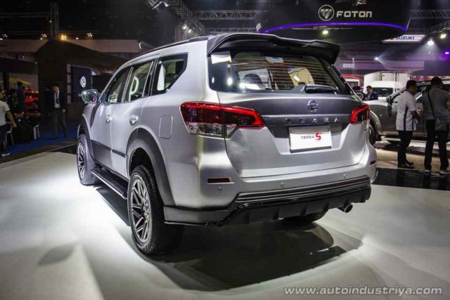 Nissan Terra SUV (Fortuner Rival) Gets Customised 'S ...