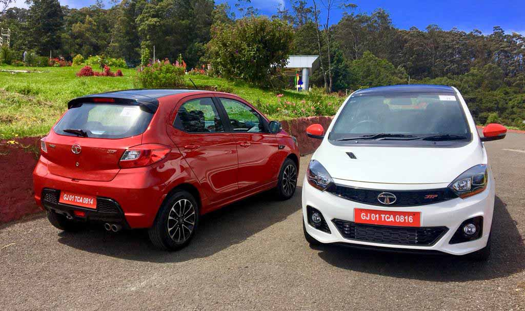 Performance-Based Tata Tiago JTP And Tigor JTP Launched In India