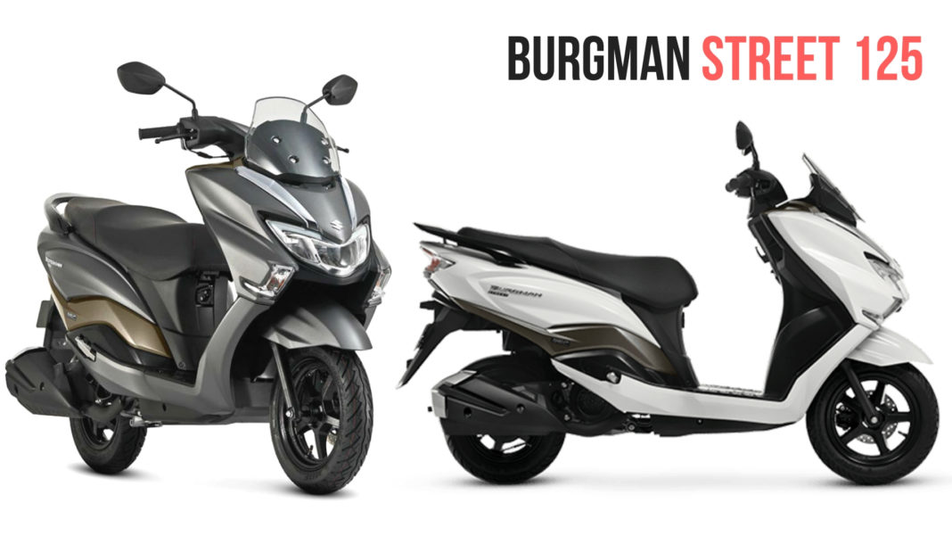 Suzuki Burgman Street Is Another Winner in 125cc Segment, Here's How