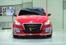 Suzuki-Ciaz-Custom-front-red