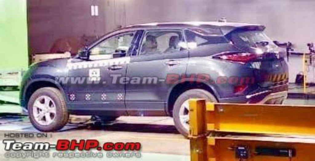 Tata-Harrier-production-model-spotted
