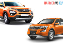 Tata Harrier vs Mahindra XUV500 - Comparison