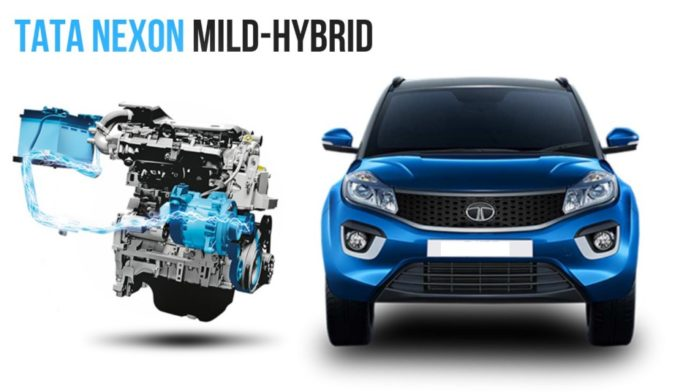 Tata-Nexon-hybrid-to-be-launched-in-2020
