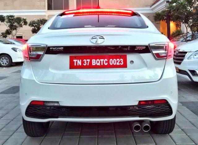 Tata Tigor JTP India Launch, Price, Specs, Features, Interior, Booking 1