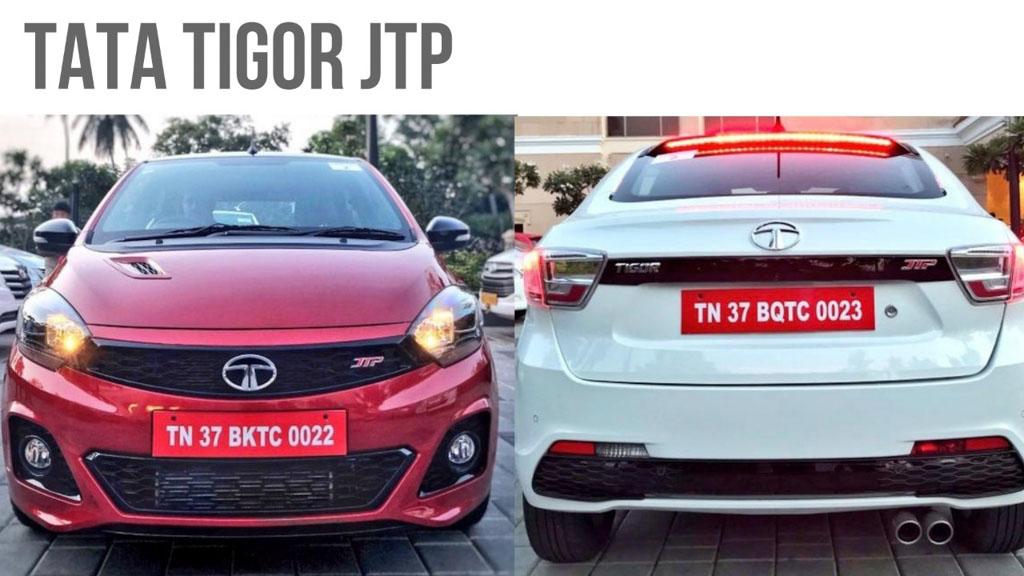 Tata Tigor JTP India Launch, Price, Specs, Features, Interior, Booking 4