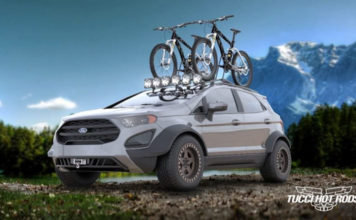 This Customised Ford EcoSport Is For Extreme Off-Roading