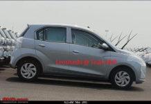 Upcoming 2018 Hyundai Santro