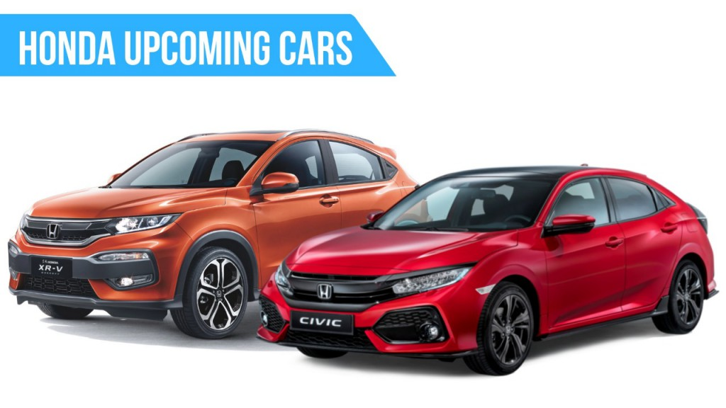 Upcoming-Honda-Cars