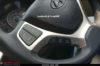 Upcoming Hyundai Santro Interior Steering Wheel