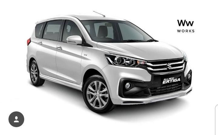 Upcoming Maruti Suzuki Ertiga Rendered In Sporty Avatar