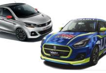 Upcoming Maruti Swift RS vs Tata Tiago JTP Comparison