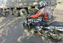 Updated-Bajaj-Dominar-400-spied