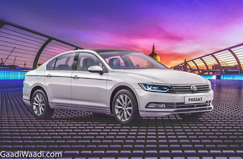 Volkswagen Passat Connect launched at Rs 25.99 lakh 1