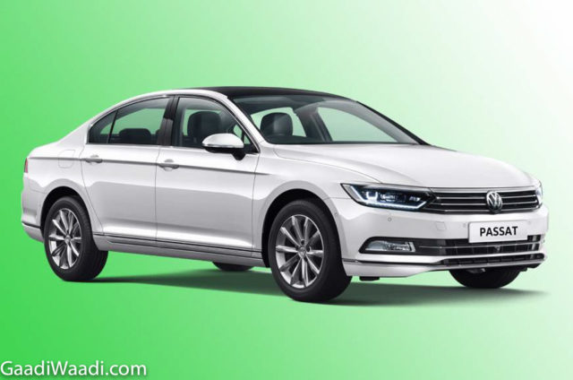 Volkswagen Passat Connect launched at Rs 25.99 lakh_