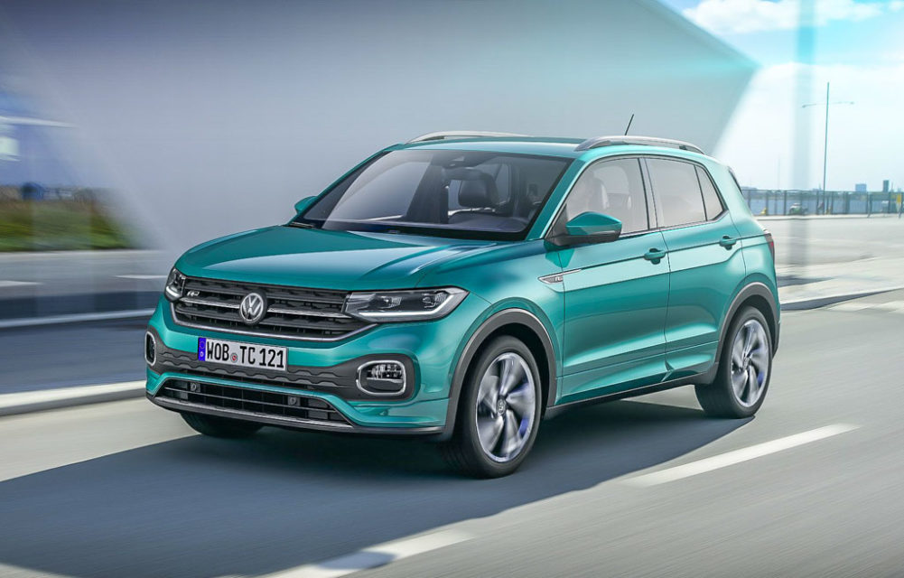 Volkswagen T-Cross India Launch, Price, Specs, Features, Interior
