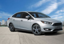 ford focus sedan (ford volkswagen partnership)