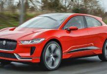 jaguar electric concept I-Pace