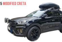 modified hyundai creta top 5