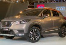 nissan kicks SUV interior-1