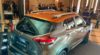 nissan kicks SUV interior-14