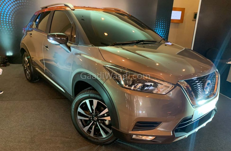 nissan kicks SUV interior-2