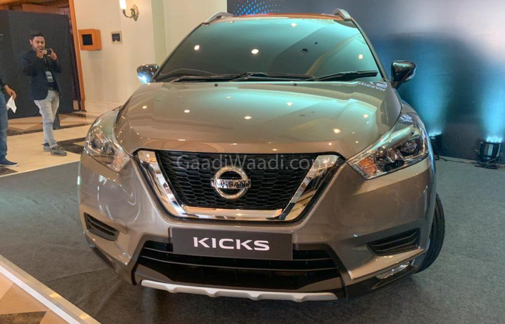 nissan kicks SUV interior-3