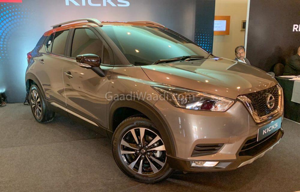 nissan kicks SUV interior-5