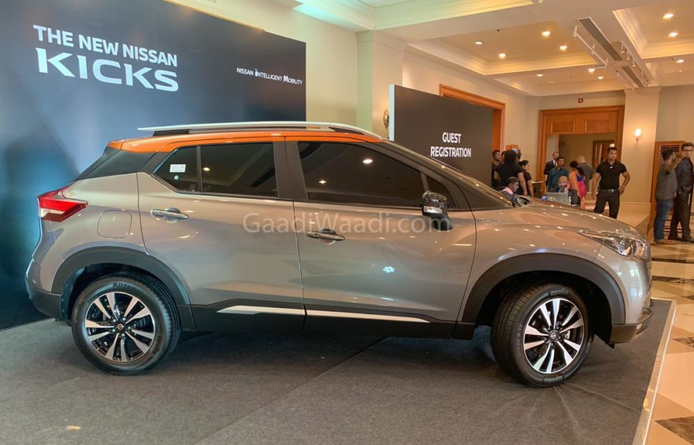 nissan kicks SUV interior-9