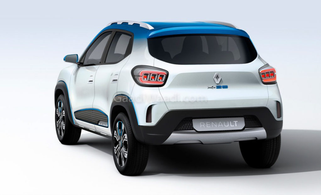 renault kwid electric kze-3