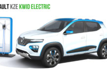 renault kwid electric kze india