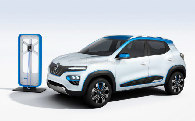 Renault Kwid Electric Variant With 250 Km Range Could ...